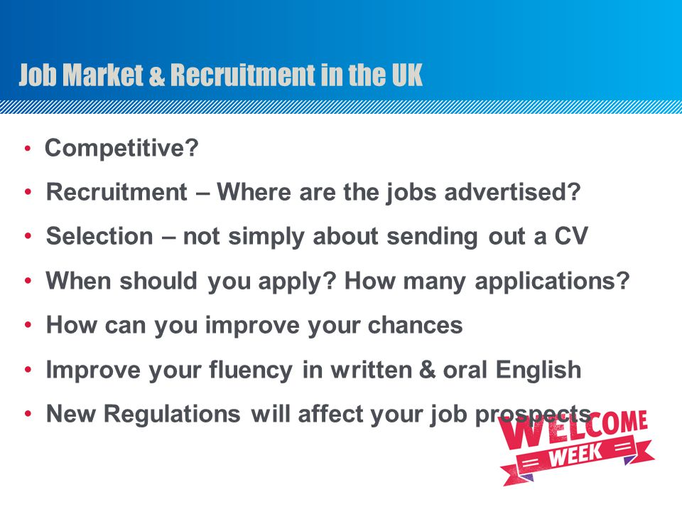 How do Employers Advertise Graduate Jobs in the UK.