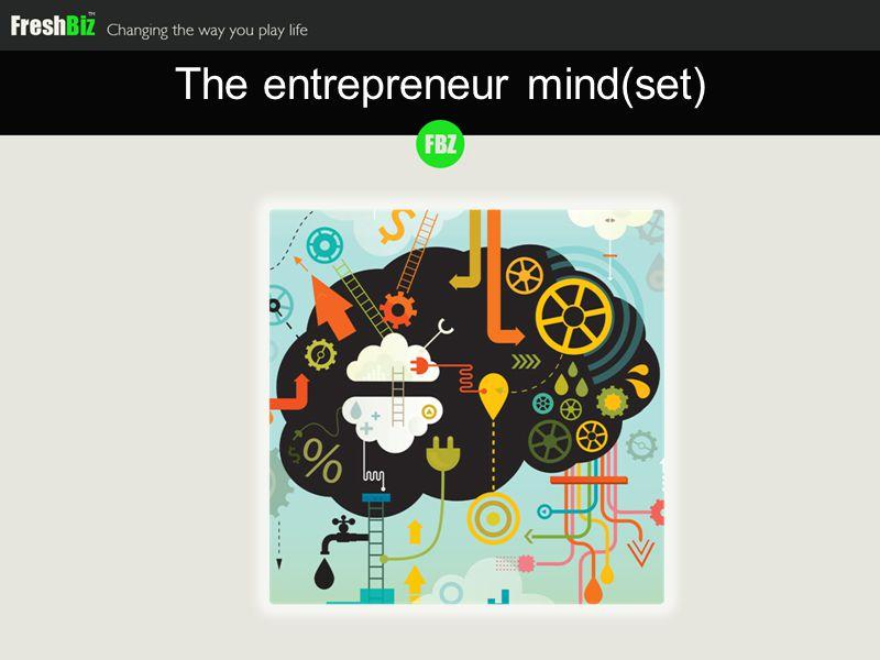 The entrepreneur mind(set)