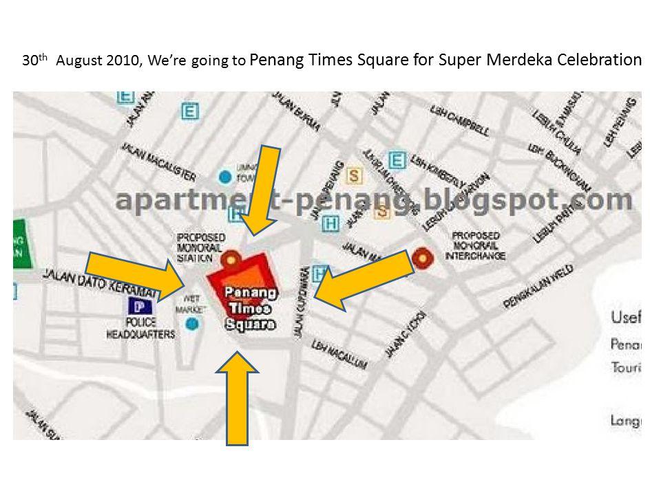 The Penang Times Square