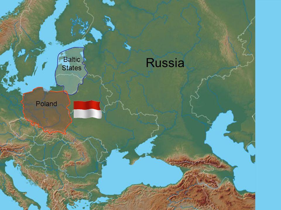 Baltic States Russia Poland
