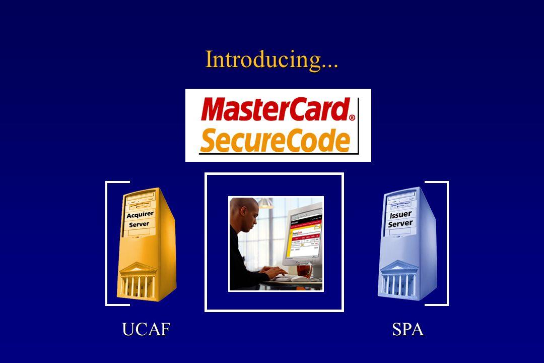 Introducing... UCAFSPA