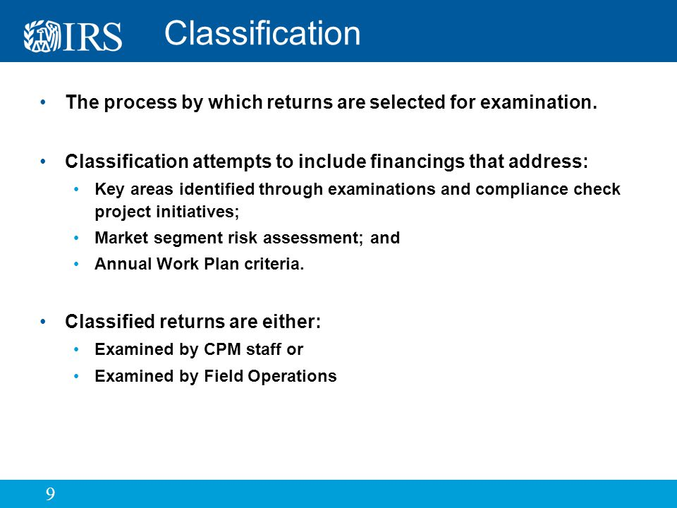 20 Examinations of Advance Refunding Bonds The focus of any advance refunding bond examination is largely driven by the funding of the escrow fund: SLGS, Open Market Securities, or A combination of both (0% rollover SLGS).