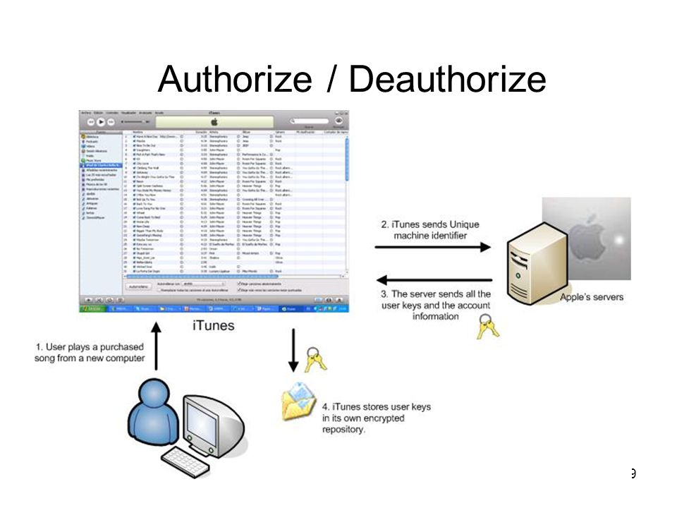 29 Authorize / Deauthorize