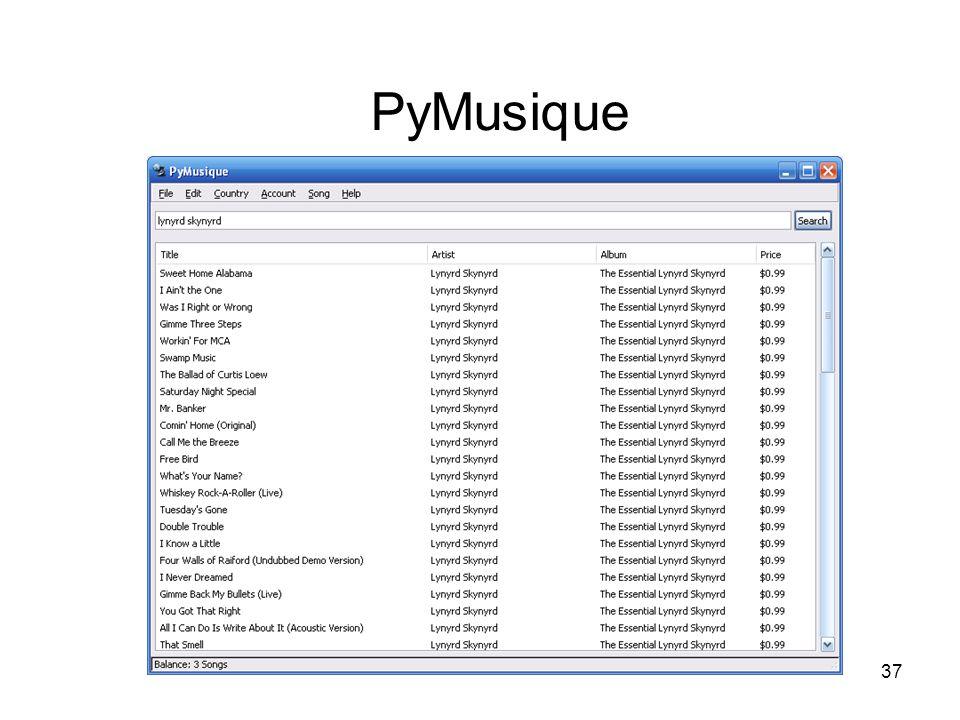 37 PyMusique