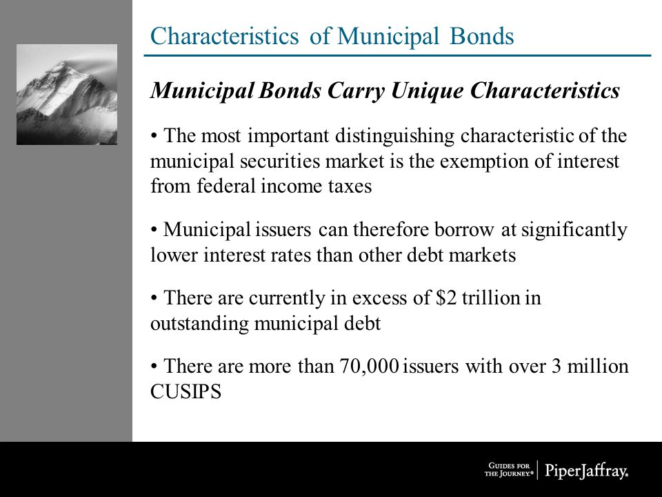 Municipal Market ~ Underwriting Volume 2006 Statistics  $390 Billion  Fixed Rate  84%, $329 Billion  Variable Rate  16%, $61 Billion  Negotiated  75%, $294 Billion  Competitive  25%, $96 Billion A-1