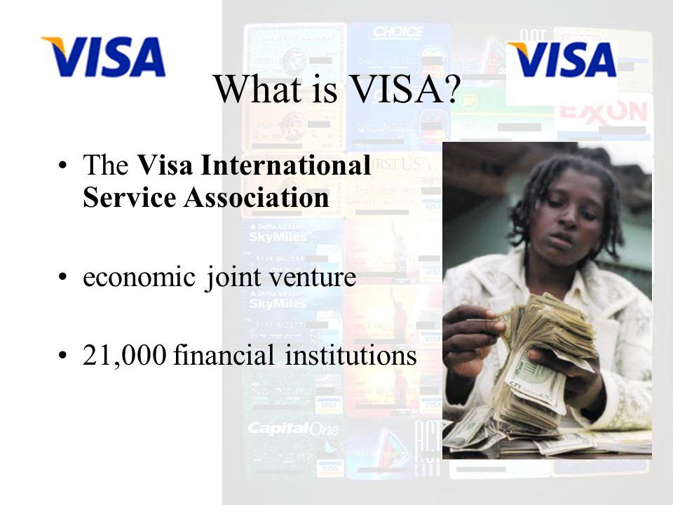 What is VISA.