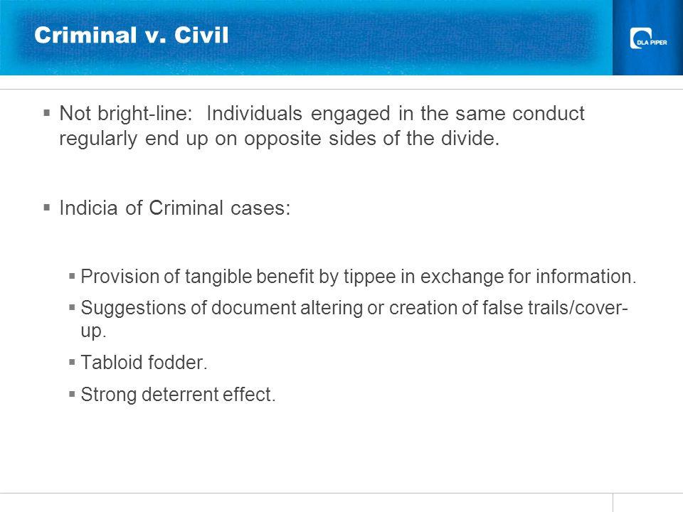 Criminal v.