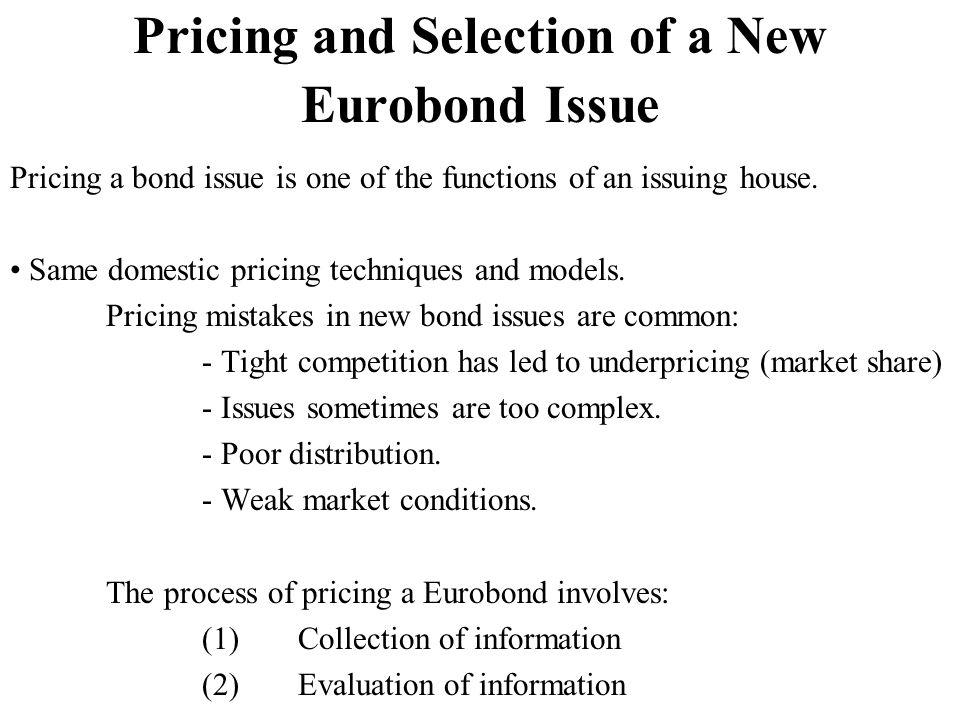 Case Study IV: Brady Bonds Brady Bonds Created to bring EM (Mexico, Brazil, etc.) out of the 1980s default.