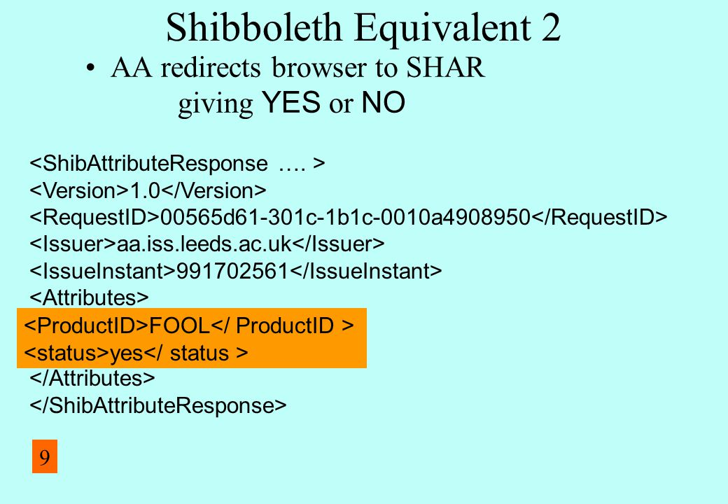 Vanilla Shibboleth AA redirects browser to SHAR giving eduPerson attributes 1.0 00565d61-301c-1b1c-0010a4908950 aa.psu.edu 991702561 rshuey@psu.edu staff employee member 10