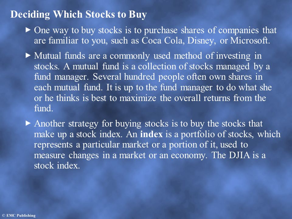 How to Read the Stock Market Page The newspaper is a good source for stock prices.