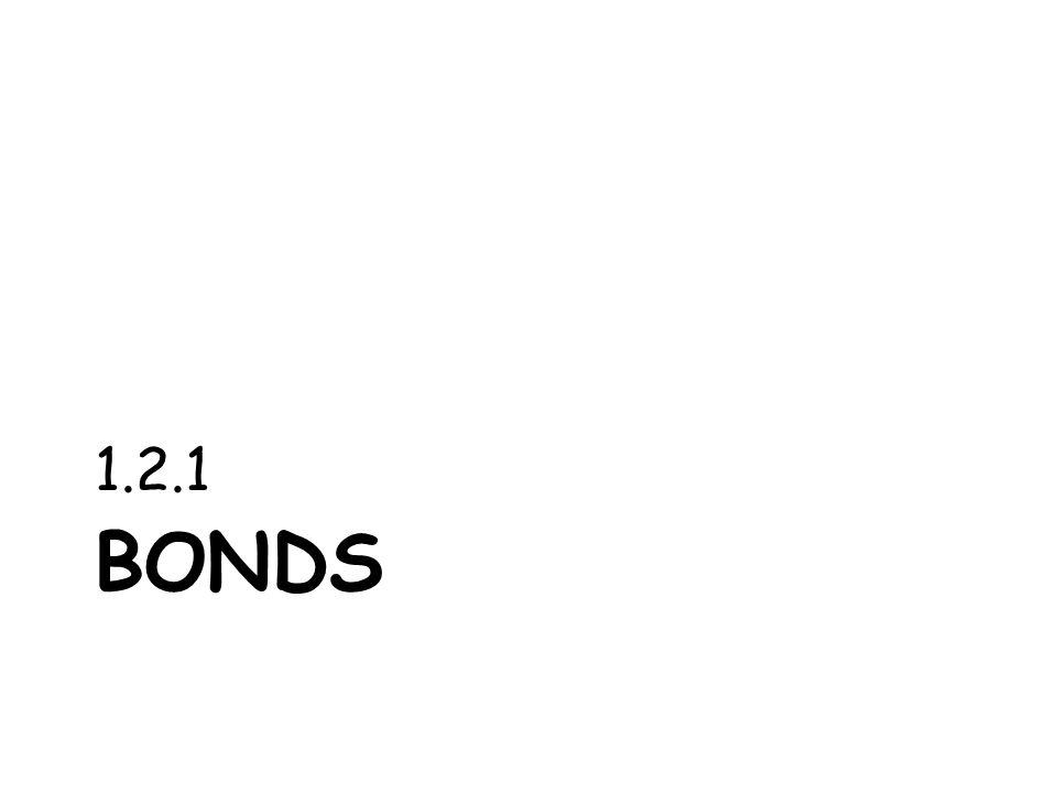 BONDS 1.2.1