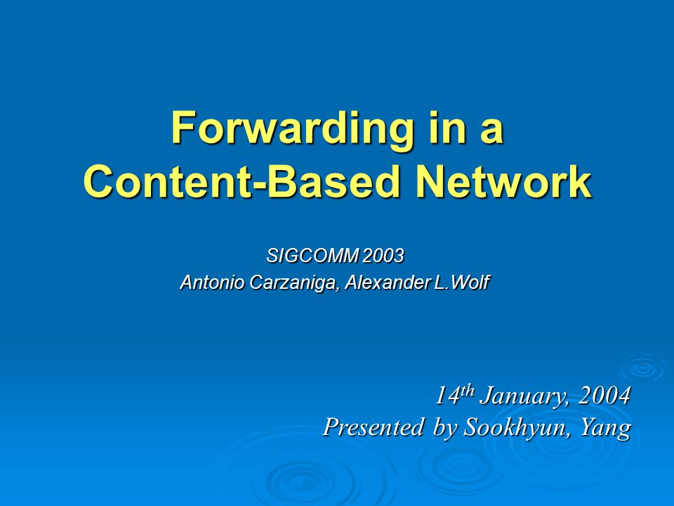 Computer Network LabLAB Seminar 200422/26 Evaluation (3/6)  Basic results Pre-processing round Reduction of matching time up to 40% Centralized Architecture One filter per interface<-worst case