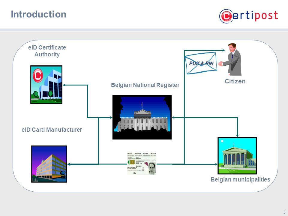 14 Certificate revocation list profile eID CRL/ ΔCRL