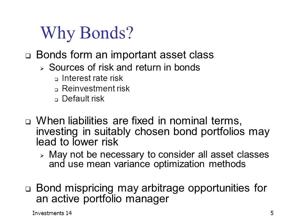 Investments 146 Issuers of Bonds  U.S.