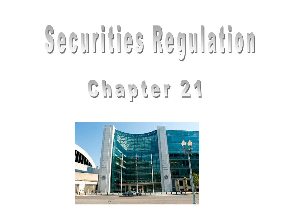 Proxies and Tender Offers Regulation FD (Fair Disclosure) in 2002 tried to create a level playing field, requiring public companies to release information to the public rather than selective revealing of information Proxies –Permission by shareholders given to someone else to vote their shares in the manner they instruct Tender Offers –When one company attempts to take over another –Target company's stock owners are offered stock in the acquiring company or cash in exchange for their stock