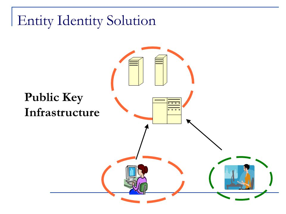 Entity Identity Solution Public Key Infrastructure