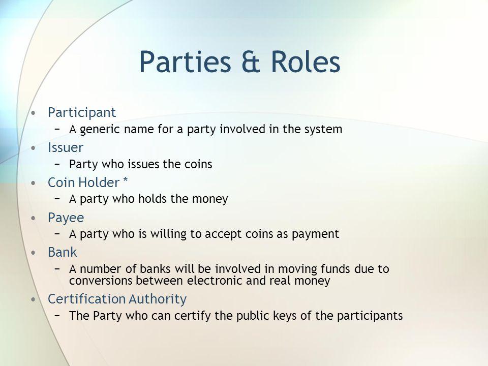 Payment Protocol - More Detail Receipt