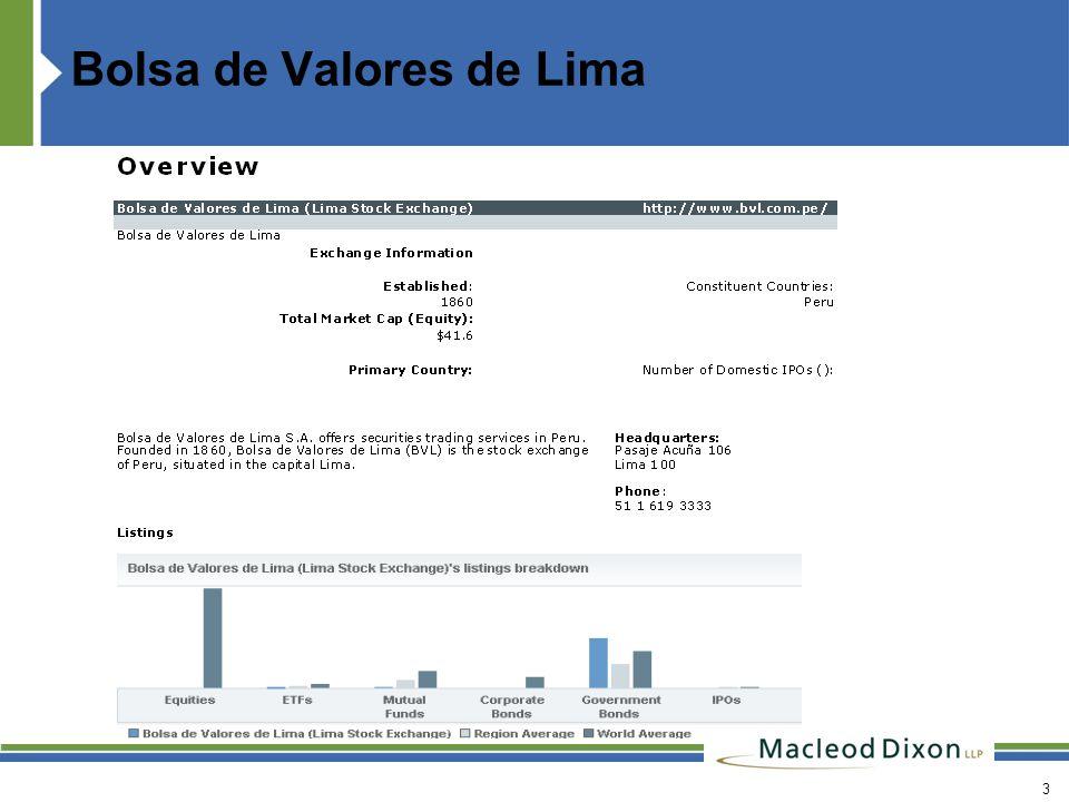 Bolsa de Valores de Lima 3