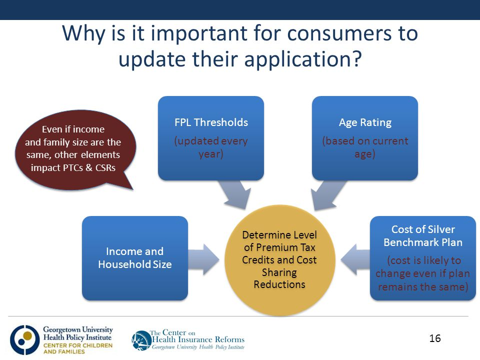 Why is it important for consumers to update their application.