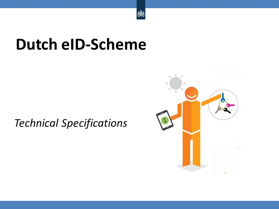 Dutch eID-Scheme Technical Specifications