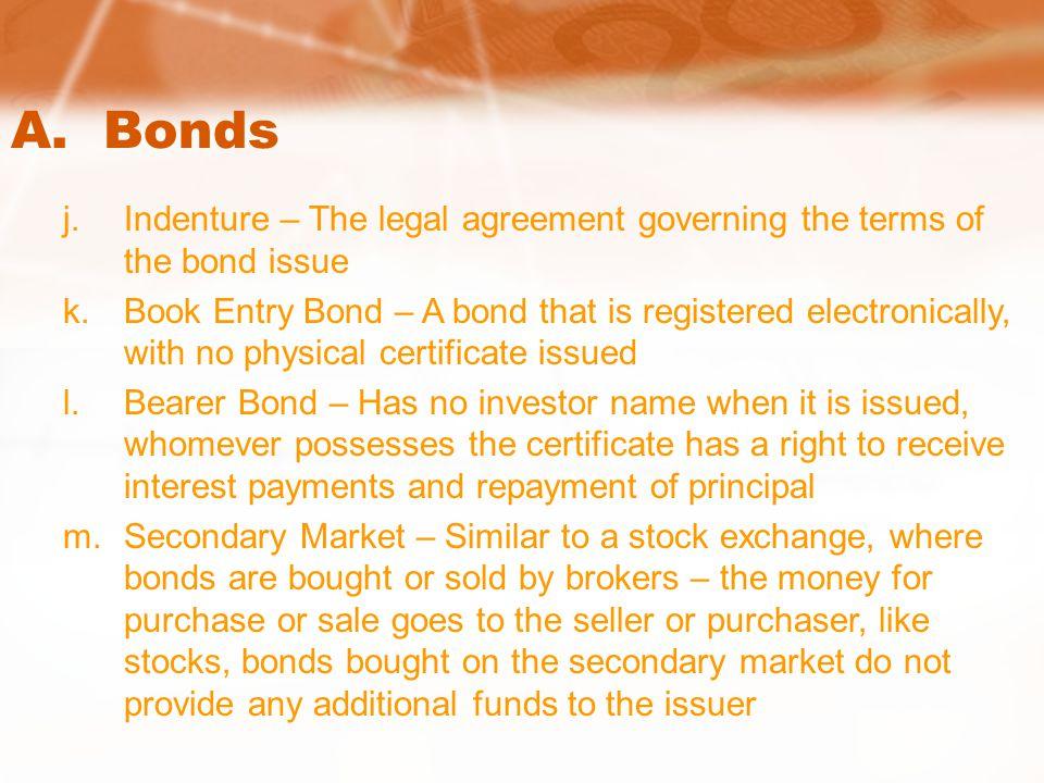 E.Valuing a Bond Ex.
