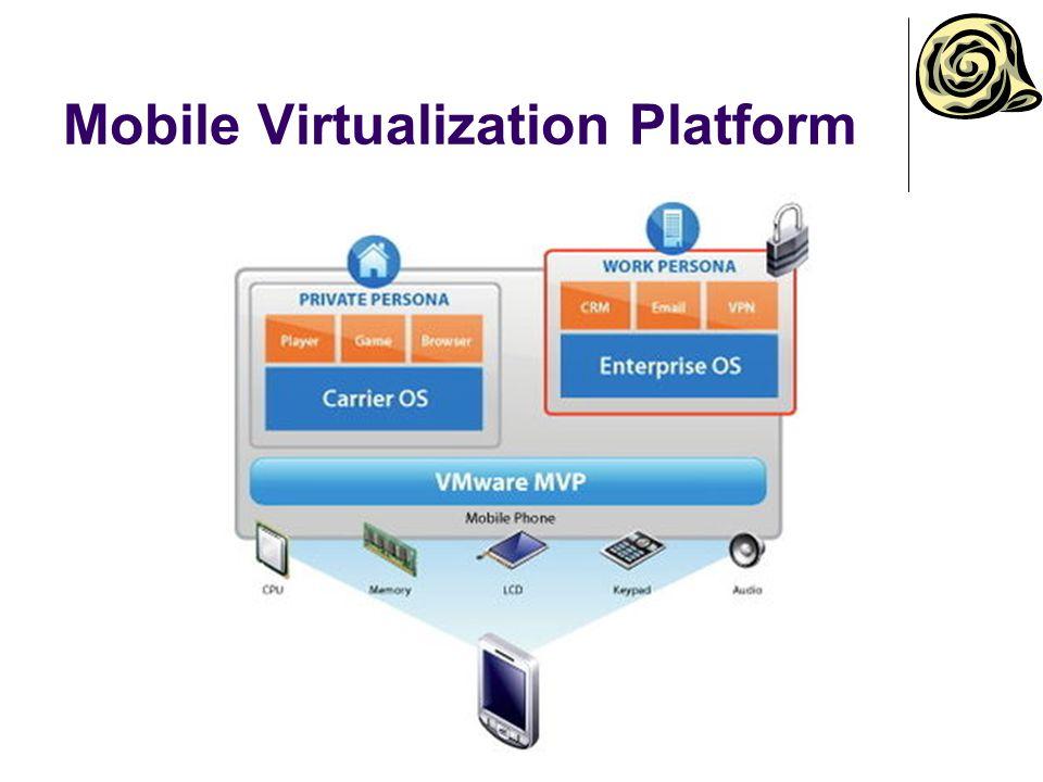 Mobile Virtualization Platform