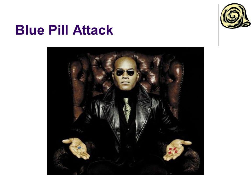 Blue Pill Attack