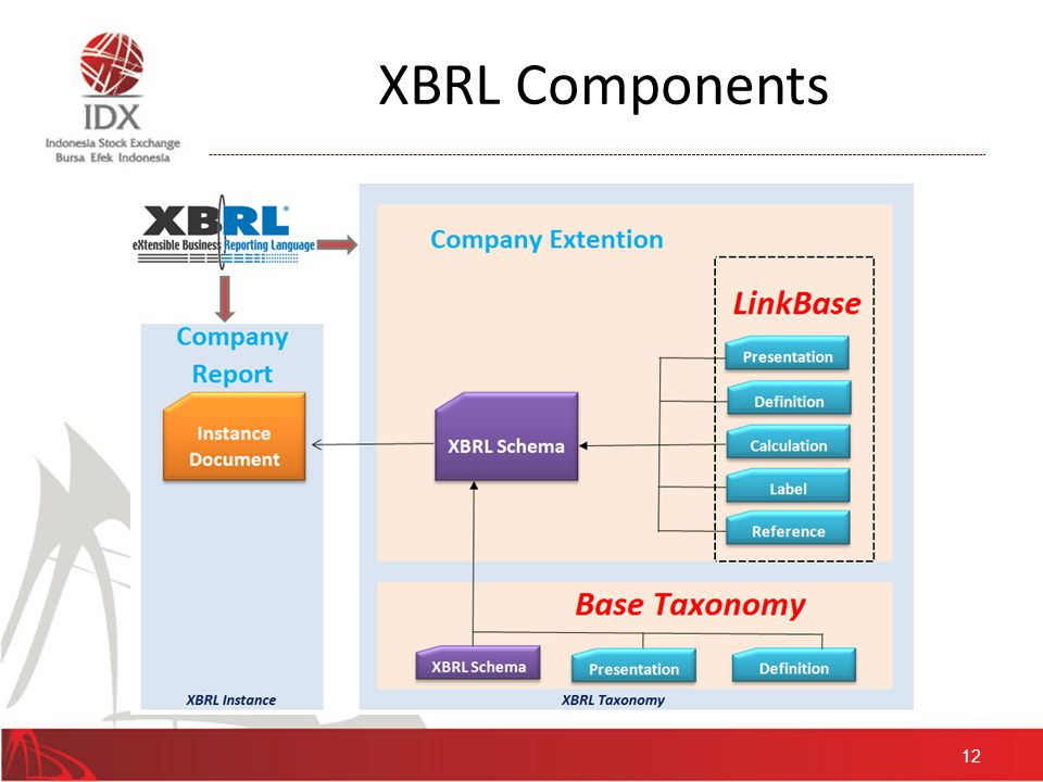 XBRL Components 12