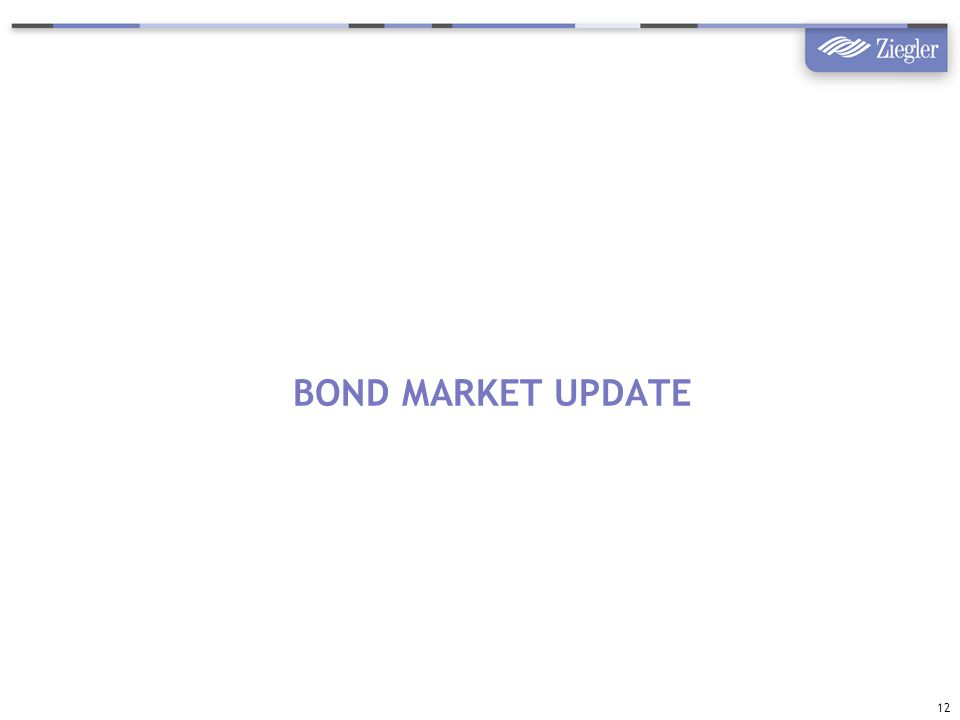 12 Topic 3 BOND MARKET UPDATE