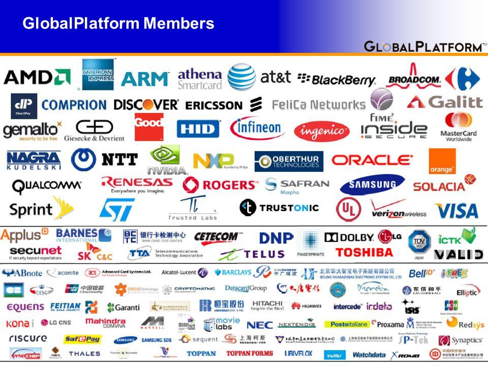 TM GlobalPlatform Members 4