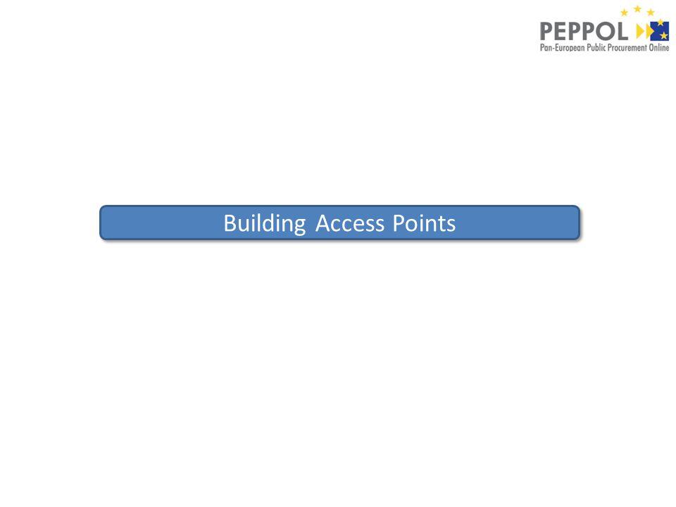 Building Access Points