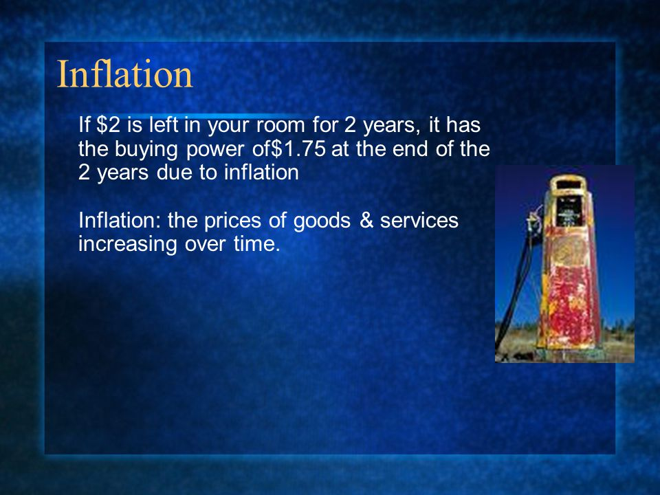 Inflation U.S.