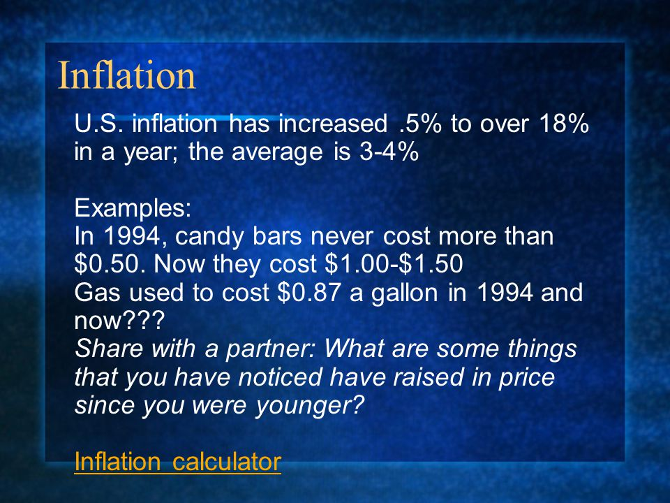 Simple vs Compound Interest Simple Interest Calculation: Dollar Amount x Interest rate x Length of Time (in years) = Amount earned $100 in a savings account that paid 6% simple interest, during the first year you would earn $6 in interest $100 x.06 x 1 =6 At the end of 2 years you would have earned $12.00 The account would continue to grow at a rate of $6 per year, despite the accumulated interest