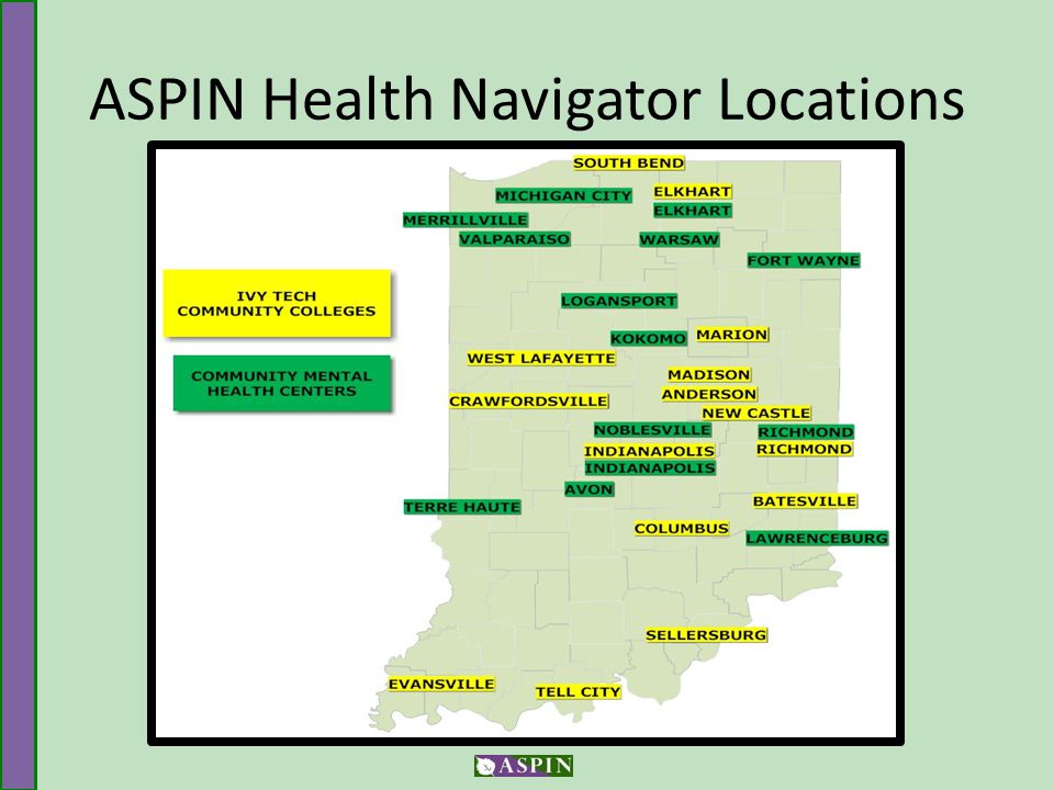 ASPIN Health Navigator Locations