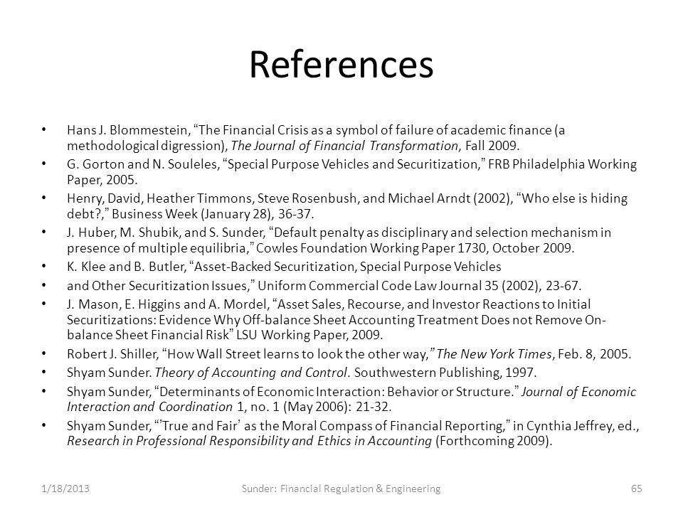References Hans J.