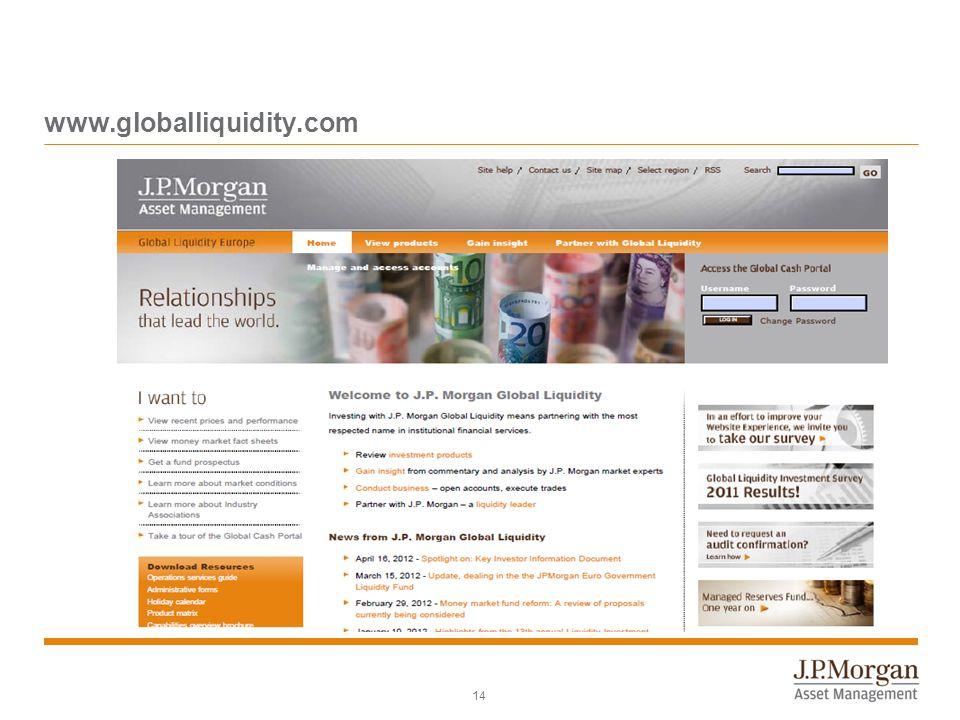 www.globalliquidity.com 14