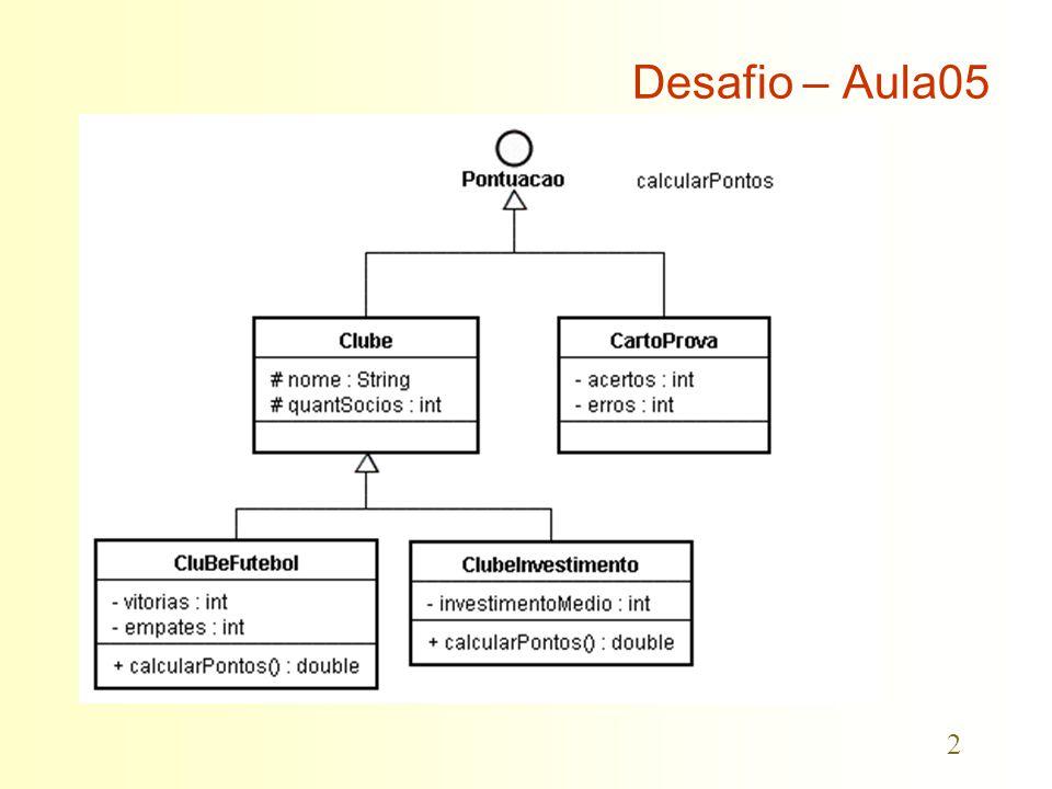 3 1.public class Principal{ 2.// Método main 3. public static void main ( String argv[]) { 4.