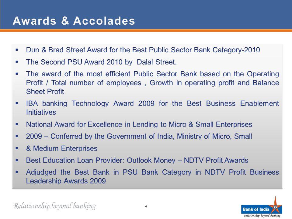 Awards & AccoladesAwards & Accolades 4
