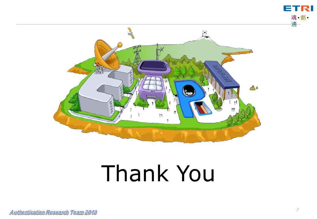 魂▪創▪通魂▪創▪通 7 Thank You