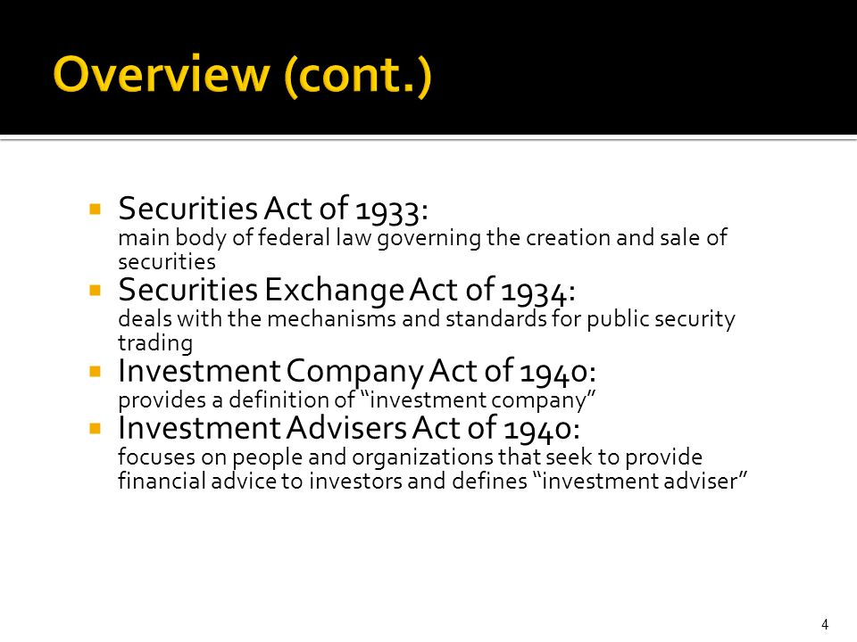 Two Basic Types of Exemptions  Security  Transaction  Security Exemptions  Government securities  Securities issued by banks and thrift institutions  Certain securities issued by insurance companies  Certain not-for-profit organization securities  Certain securities involved in bankruptcy proceedings  Intrastate Offering Exemption (issuer must assure that offerees and purchasers are in the issuer's home state) 15