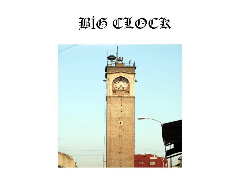B İ G CLOCK