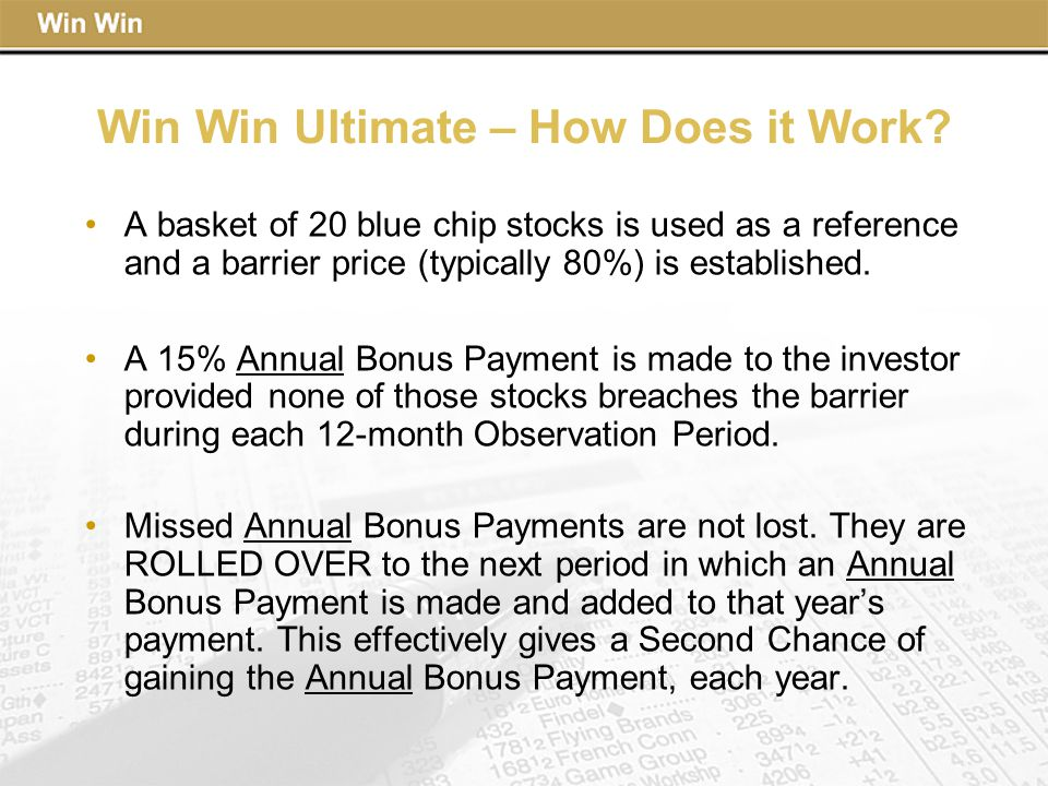 Win Win Ultimate – How Does it Work.