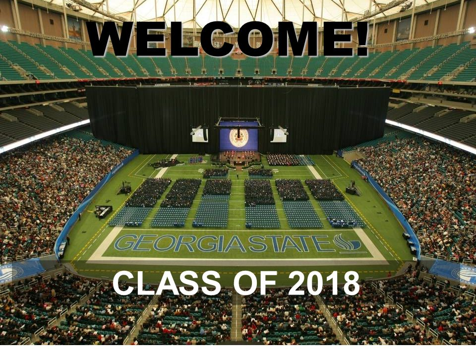 SAMPLE SCHEDULE GSU 1010 (1) ENGL 1101 (3) PSYC 1101 (3) RELS 2001 (3) SPCH 1000 (2) HIST 2110 (3) Certain classes may receive credit if students have successfully completed AP Exams, Joint Enrollment, and/or CLEP Exams.