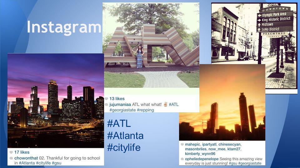 #ATL #Atlanta #citylife Instagram