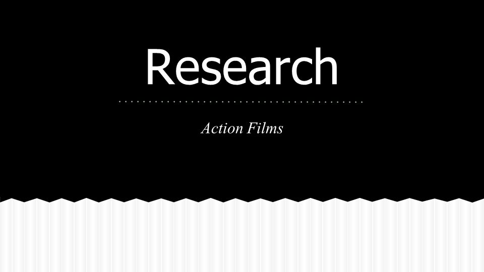 Research Action Films