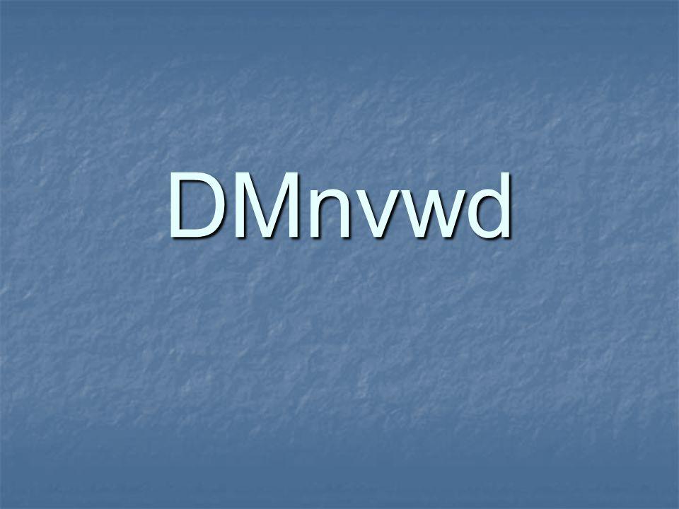 DMnvwd