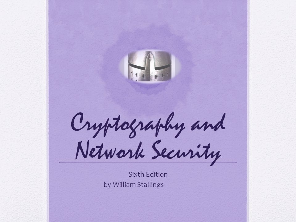 Chapter 9 Public Key Cryptography and RSA