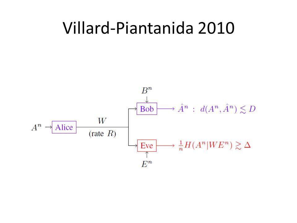 Villard-Piantanida 2010