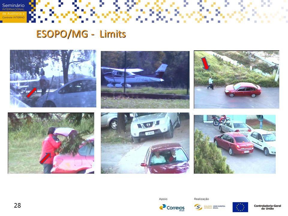 ESOPO/MG - Limits 28