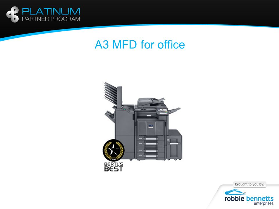 A3 MFD for office